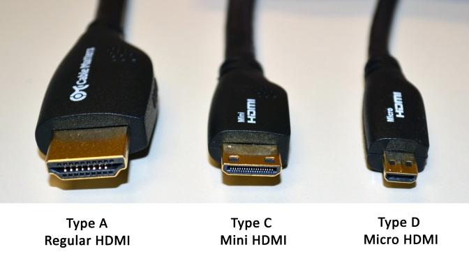 Cable Matters Vga To Hdmi Converter: Active HDMI/Mini HDMI/Micro HDMI to VGA Male to Female Adapter with rh:kb.cablematters.com,Design